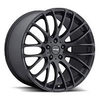 MRR HR6  Wheel Rim 20x10.5 5x100/ 5x112 ET25  66.6 Full Matte Black