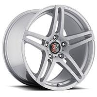 MRR RW5  Wheel Rim 19x11 5x130 ET40  71.5 Silver Brushed Face