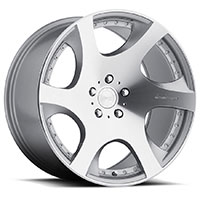 MRR VP3  Wheel Rim 19x10.5 5x100/ 5x112 ET15  66.6 Machined Silver