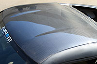 NRG Carbon Roof Cover Overlay 08+ Nissan 370Z