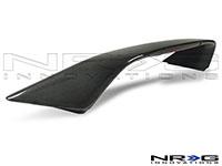NRG  Carbon Fiber Spoiler 94-01 Integra 2dr. (Type-R Style) - w/ LED