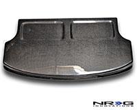 NRG  Blk. C.F. Interior Deck Lid - 90-93 Acura Integra HB DA