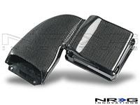 NRG  Mitsubishi Evo 8 & 9 Carbon Air Box