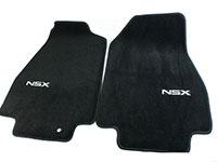 "NRG  Floor Mats - Acura NSX w/ ""NSX-R"" Logo"