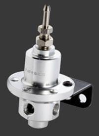 NRG  Double Diaphragm Fuel Regulator - Titanium