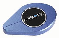 NRG  Radiator Cap Cover - Blue