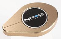 NRG  Radiator Cap Cover - Titanium