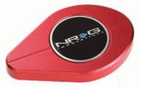 NRG  Radiator Cap Cover - Red