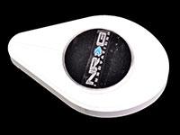 NRG  Radiator Cap Cover - White