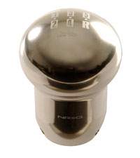 NRG  Super Low Down Shift Knob Universal Silver