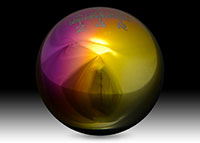 NRG Shift Knob Ball Type 5 Speed Multi-Color - Honda