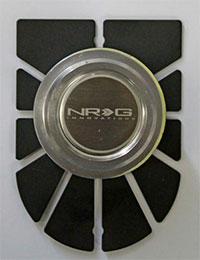 NRG  Quick Lock Holder - Silver