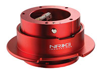 NRG  Quick Release Kit Gen 2.5 - Red/Red Ring (5hole)