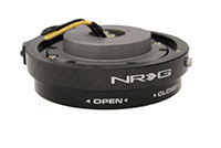 NRG  Quick Release Kit Thin - Carbon Fiber