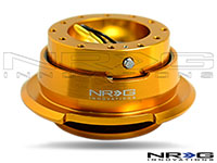 NRG  Quick Release Kit Gen 2.8 - Rose Gold/Rose Gold Ring