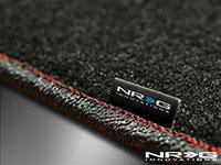 NRG  Floor Mats - 2009-2011 Subaru Impreza WRX/STI