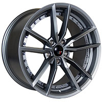Optionlab S409 Wheel Rim 18x9.5 5x114.3 ET35 73.1 Cobble Stone Grey