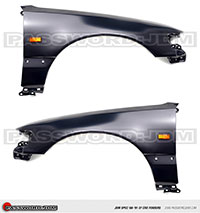 Password:JDM JDM-SPEC FENDERS 1988-1991 Honda CRX EF