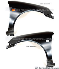 Password:JDM JDM-SPEC FENDERS 2001-2003 Honda Civic ES 2/4-door (non Si)
