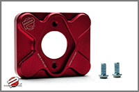 Password:JDM Brake Booster Delete Plate, Red Honda / Acura