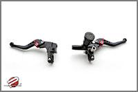 Password:JDM Adjustable Folding Brake Levers for Front Disk Brakes, Red Honda Ruckus
