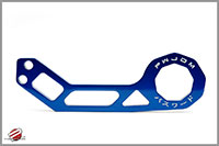 Password:JDM Scion xB Gen1 04-07 Rear Tow Hook, Blue