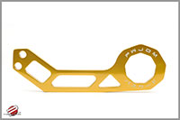 Password:JDM Scion xB Gen1 04-07 Rear Tow Hook, Gold