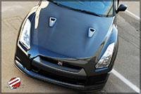 Password:JDM Carbon Fiber Dry Carbon Bonnet / Hood with Clearcoat Nissan GTR