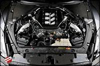 Password:JDM Carbon Fiber Engine Compartment Covers Nissan GTR