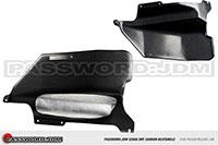 Password:JDM Honda 2000-2009 S2000 Dry Carbon Header Heatshield