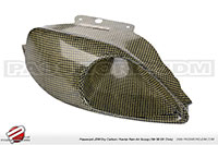 Password:JDM Carbon Kevlar Ram Air Scoop 1999-2000 Honda Civic EK9, Left side