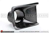 Password:JDM Carbon Fiber Cold Air Intake Duct JDM DC2 front only, Right side ONLY