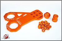 Password:JDM BILLET CAM SEAL All Honda / Acura B-Series - Orange