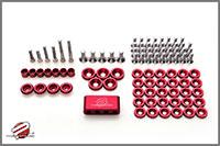 Password:JDM Engine Bay Washer Dress Up Kit, Red Subaru BRZ / Scion FRS