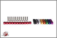 Password:JDM 6mm cup washer kit for GY6 Variator (11pcs), Gunmetal Honda Ruckus