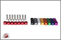 Password:JDM 8mm cup washer kit for Ruckus Variator (7pcs), Red Honda Ruckus