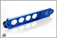 Password:JDM Acura DC5 Battery Tie Down, Blue