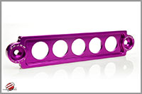 Password:JDM Honda EP3 Battery Tie Down, Purple