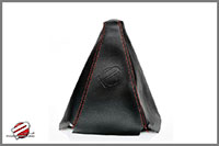 Password:JDM SHIFT BOOT 1990-1993 Acura Integra, Red Stitch