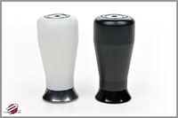 Password:JDM Delrin Shift Knob, White Mitsubishi / Nissan