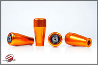 Password:JDM Balanced Aluminum Orange shift knob w/washer kit HONDA / ACURA