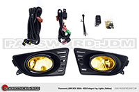 Password:JDM FOGLIGHT KIT 2005-2006 Acura RSX AMBER LENS