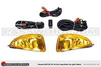 Password:JDM FOGLIGHT KIT 2004-2005 Honda Civic coupe/sedan AMBER LENS