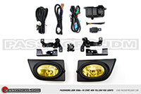 Password:JDM FOGLIGHT KIT 2006-2008 Honda Civic sedan (4 door) AMBER LENS