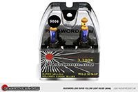 Password:JDM LIGHT BULBS 9006 - Super Yellow