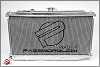 Password:JDM PERFROMANCE RADIATOR Pro Line Street Radiator, 1988-1991 Honda Civic/CRX