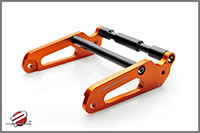 Password:JDM Billet Aluminum Frame Extension Kit, Green Honda Ruckus