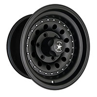 Rebel Racing Bandit II Wheel Rim 15x7 5x114.3 ET-6 83.06 Matte Black