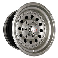 Rebel Racing Bandit II Wheel Rim 14x6 5x114.3 ET6 83.06 Machined Clear Coat