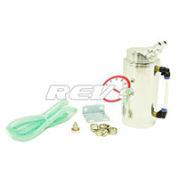 REV9POWER Oil Catch Can Type 1 750ml (silver)